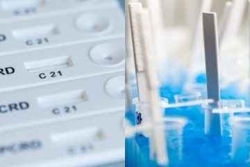 NALFIA tests: Sustainability for nucleic acid detection