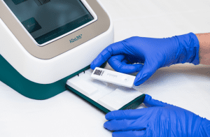 Manufacturing lateral flow devices and medical diagnostics