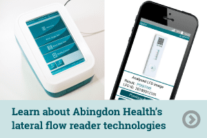 Desktop and Smartphone lateral flow readers