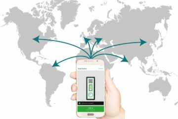 mHealth for aiding clinical trial decentralisation