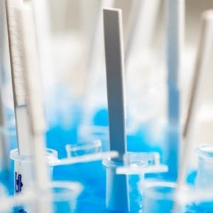 lateral flow rapid tests with octylphenol ethoxylates