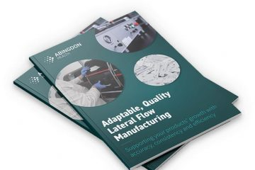 Lateral Flow Manufacturing Brochure