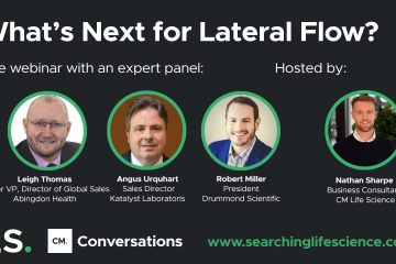 A review of the 'what's next for lateral flow' webinar