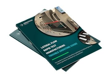 Lateral Flow Manufacturing Trouble Shooting Guide